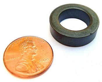 Ferrite Core ID: 13mm OD: 21mm Fair-Rite