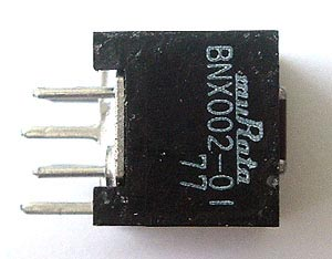 Block Type EMI Suppression Filter BNX002-01 MURATA