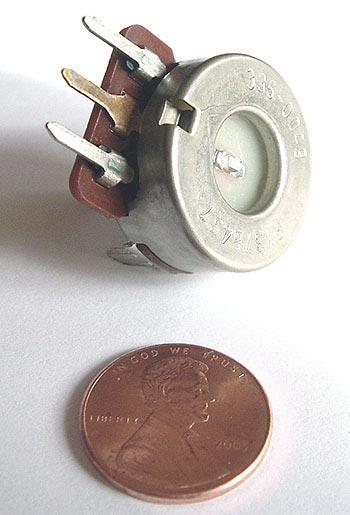 1K ohm Carbon Potentiometer  Linear POT  CTS