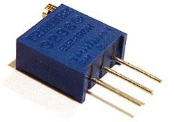 1K ohm Trimmer Trim Pot Variable Resistor 3296