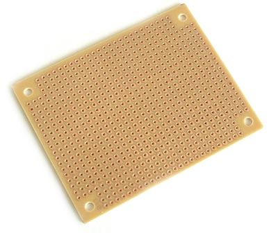 Solderable Perf-Board LARGE Copper Pad Circuit Board