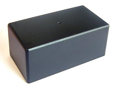 "Project Box ABS Plastic with Cover 3.97""x2.12""x1.72"""
