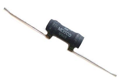 8W 2K ohm 5% Wirewound Tubular Resistor