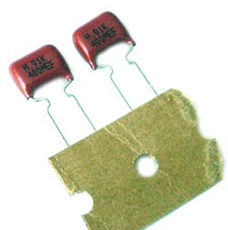 0.01uF .01uF 400V 10% .2 LS Radial Film Capacitors