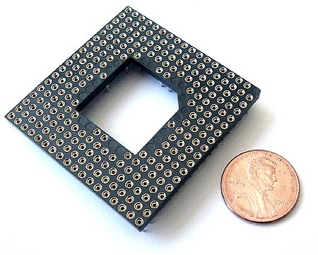 Pin Grid Pingrid SOCKET  241 Pins
