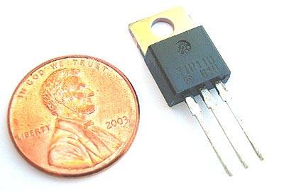Darlington Transistors  TIP110  MOTOROLA 60V 2A