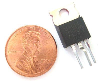 HEX MOSFET  IRF614  2.7 Amp 250V HEX MOS FET