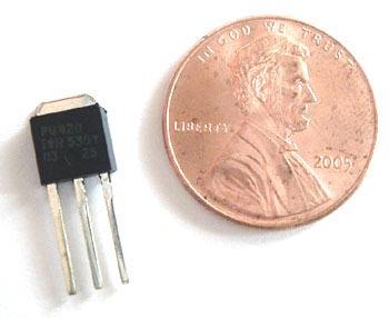IRFU420  MOSFET 2.4 Amp 500V N-Channel