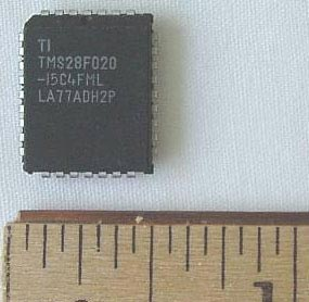 TMS28F020-15C4FML Texas Instruments IC