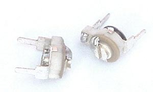 13pF to 90pF Ceramic Trimmer Capacitors